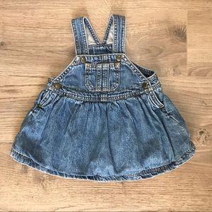🌸2$25🌸 Super cute lined denim dress 👗